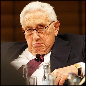 Генри Киссинджер – архитектор нового мирового порядка