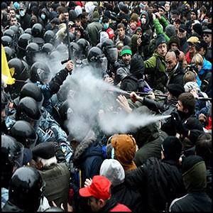 Майдан – это попытка банального торга