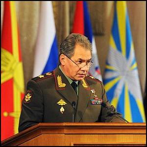 Президент Путин поговорил с военными на коллегии МО