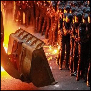 Майдауны полностью загадили центр Киева