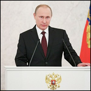 Послание Президента Путина Федеральному Собранию РФ