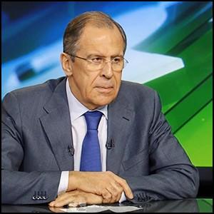 Интервью главы МИД России