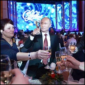 Новогоднее обращение Президента Путина к гражданам России