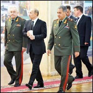 Россия готовится к последней войне