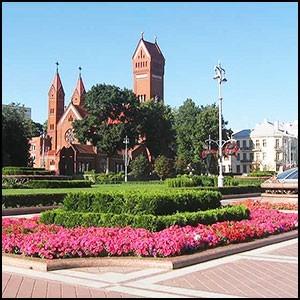 Белоруссия живёт и развивается на радость людям