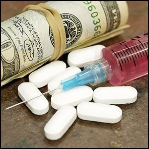 С каждым годом американцы пьют всё больше и больше лекарств