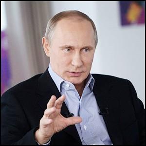 Интервью Владимира Путина российским и иностранным СМИ