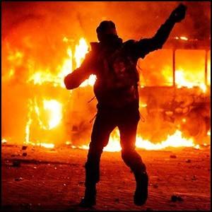 В Киеве воюют евро-шакалы