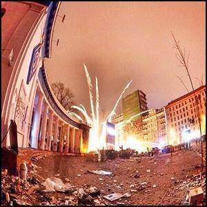 Сионистская мафия пытается поджечь Украину