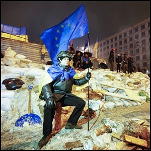 Гиена в зубах Бульдога: евромайдан в тисках Януковича