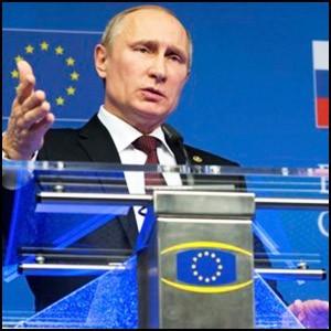 Президент Путин сообщил в Брюсселе, что посредники в Украине нежелательны