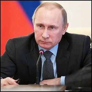 Совещание Президента Владимира Путина с членами Правительства РФ