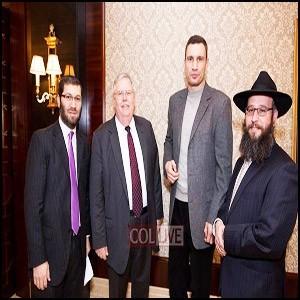 Евреи – двигатель «украинского бунта»