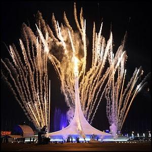Открытие Олимпиады в Сочи было потрясающим зрелищем!