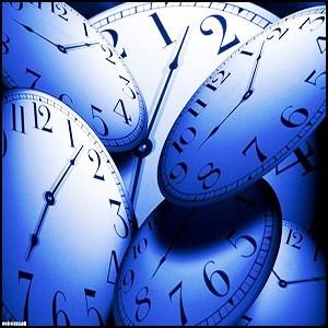 В природе времени не существует. Время придумали люди для удобства