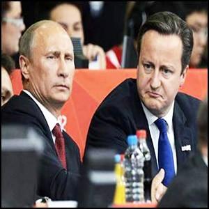Оккупированная иудеями Великобритания – постоянный и самый опасный враг Руси