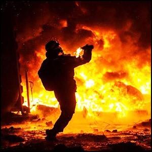 Украинская беда