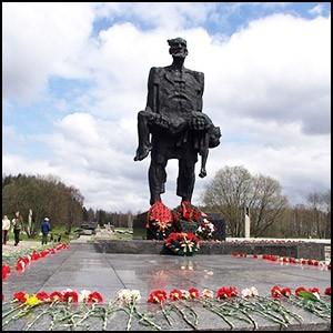 Людей в Хатыни сожгли украинские каратели