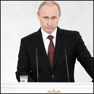 Обращение президента Владимира Путина 18 марта 2014 года по Крыму