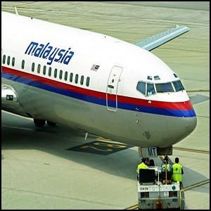 На малазийском Боинге готовилась диверсия против Китая