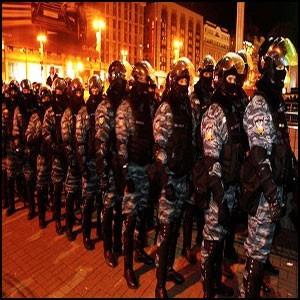 В Киеве мы воевали с оборотнями
