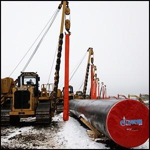 Евромайдан – большой газовый заговор