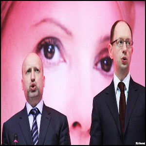 Запад считает украинских политиков полными идиотами