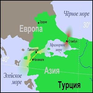 Американцы нахально лезут в наше Чёрное море