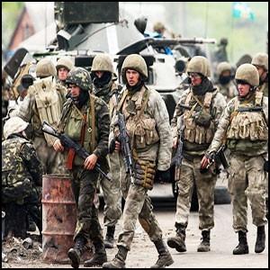 МВФ заставляет Киев воевать с украинским народом…