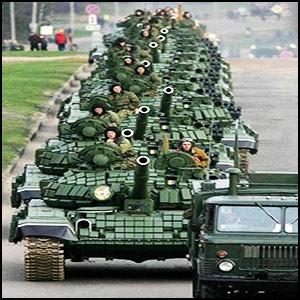Русский мир идёт, мы своих не бросаем!