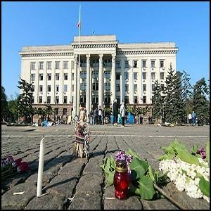 Ещё одна версия причин Одесской бойни 2 мая 2014 года