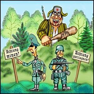 Бандиты и каратели из «Правого сектора» обещают стать партизанами