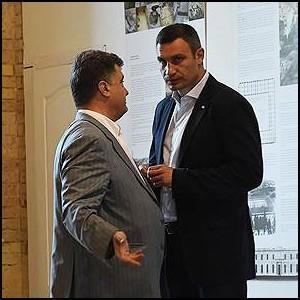 Разговор с новой куклой Президента Украины – Петром Порошенко