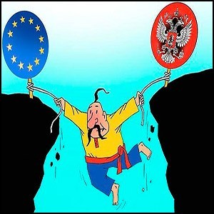 Украина – маленький этап в многовековой войне Запада с Русью