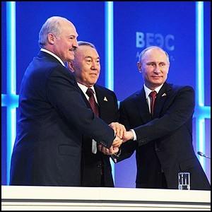 В Астане подписан Договор о создании Евразийского Экономического Союза