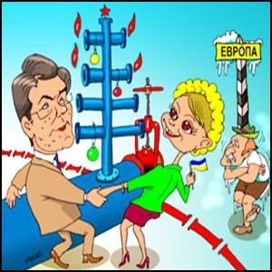 Третья газовая война: ЕС и США должны оплатить свои «успехи» на Украине