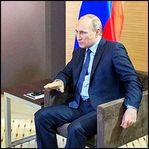 Интервью В.В. Путина французским СМИ