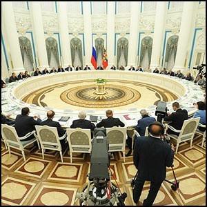 Отчёт о заседании Совета при Президенте РФ по науке и образованию