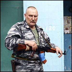 Стреляющий Донбасс