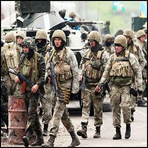 Украина – начало новой Войны