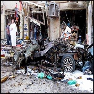 Иракское контрнаступление Вашингтона против России