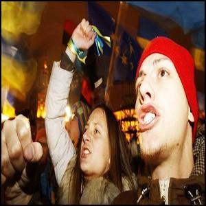 Часть украинцев демократы превратили в тупое, злое, беснующееся стадо