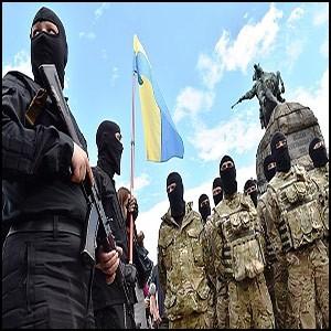 Америка злорадно прикрывает геноцид славян на Украине