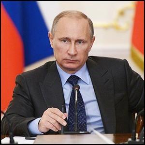 Совещание Президента Владимира Путина с членами Правительства
