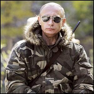 Путин: смертельное танго