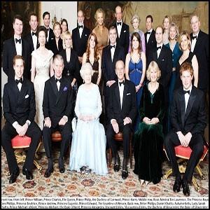 Королева Англии правит Миром через Комитет 300