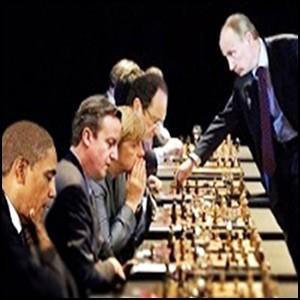 Украинский гамбит Владимира Путина