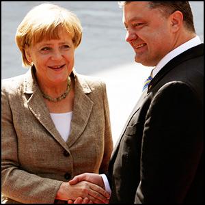 Берлин пытается принудить Киев к миру, вопреки воле США