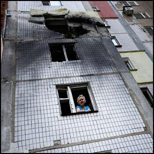 На Украине идёт непрерывное зомбирование населения чудовищной ложью