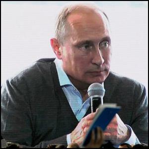 Владимир Путин на форуме «Селигер-2014»